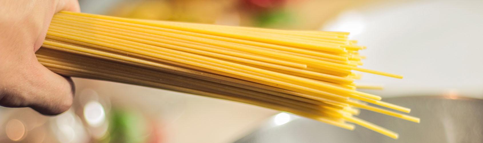 Pasta & Noodles Calories & Calorie Chart